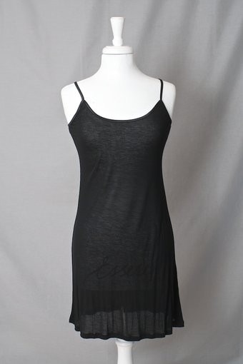 Culture - Norholt Slipdress Black