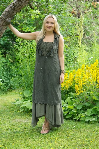 Design Werk of Sweden - Jessica Dress  Khaki