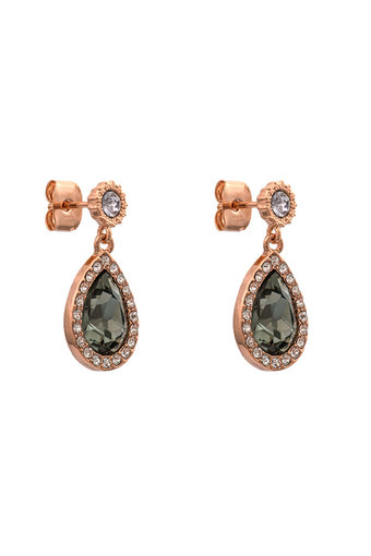 Lily and Rose - Miss Amy Earring Black Diamond