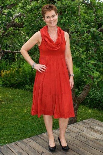 Design Werk of Sweden - Jorja Dress Red