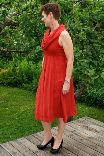 Design Werk of Sweden - Jorja Dress Red