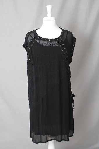 Culture - Trolle Dress Black
