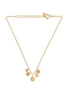 Pernille Corydon - Mini Coin Bracelet Gold