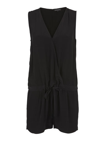 Second Female - Twig Jumpsuit Black