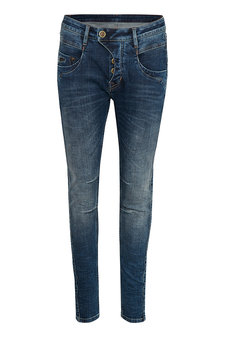 Culture - Marion Thea Fit Jeans Blue Wash