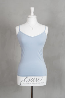 Rosemunde - Strap top Powder Blue