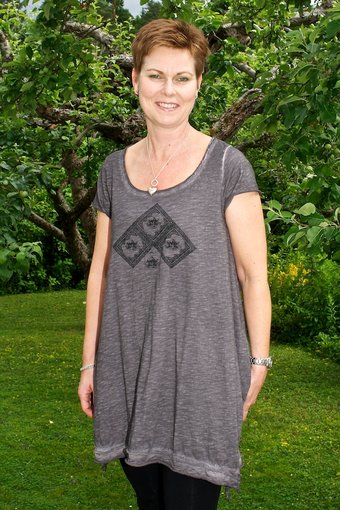 Design Werk of Sweden - Jennifer Tunic Lotus Print