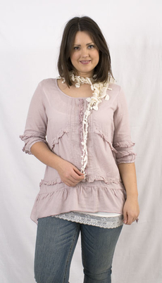Cream - Blus Debbie Cloud Purple 50% REA