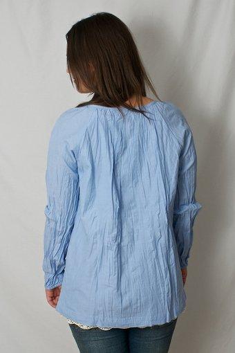 kaffe - Bodil blouse Forever Blue