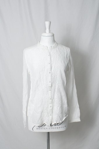 Pulz Jeans - Darcy Shirt Optical white