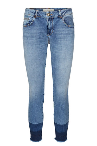 Mos Mosh - Sumner Trio Jeans Light Blue Denim