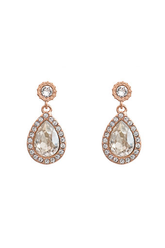 Lily and Rose - Miss Amy Earring Crystal Rosegold