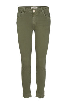 Mos Mosh - Sumner Colour Pant Fresh Army