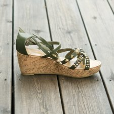 Stylesnob - Adea Sandal Army