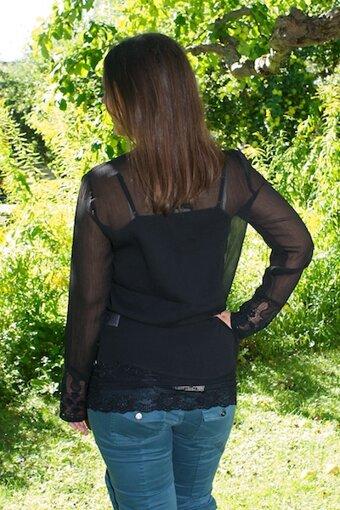 Pulz Jeans - Oriel Shirt Black