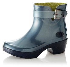 Calou - Vanna Rainboot Blue Metallic 30% REA