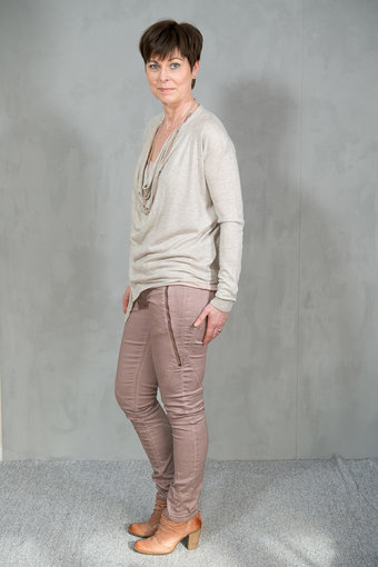 Culture - Boyce Pant Angla Fit Rose spray