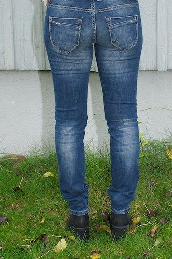 Culture - Edina Jeans Blue Denim
