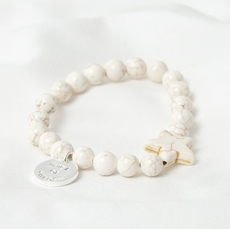 Unica of Sweden - Armband Stella White