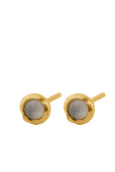 Pernille Corydon - Aura Moonstone Earsticks