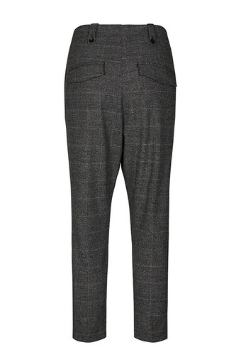 Mos Mosh - Kara Holly Pant Grey Check