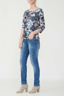 Isay - Roma Jeans Cool Wash Denim