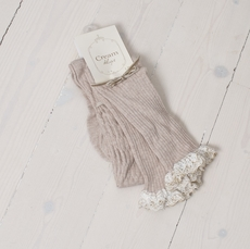 Cream - Camilla Stocking Taupe