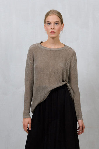 Vintage by Fé - Arumi Sweater Khaki