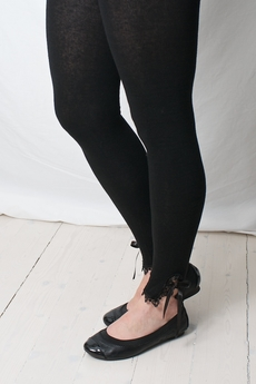 Cream - Sama Leggings Pitch Black 30% REA