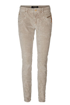 Mos Mosh - Nelly Courday Pant Light Grey / Beige