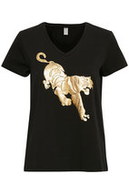 Culture - Vips T-shirt Black