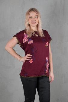 Culture - Iqra T-shirt Cordovan