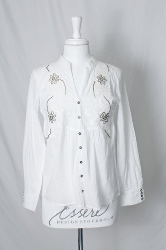 ReMind - Helle Shirt White