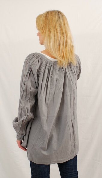 kaffe - Vern Blouse Powder Grey