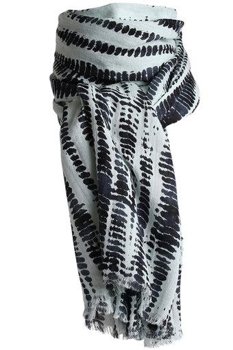 Stylesnob - Batik Scarf Nude