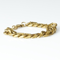 Vintage by Fé - Calasi bracelet Antique Gold