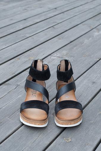 MJUS - Sandal Nero