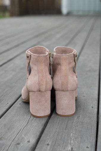 MJUS - Boot Phard Rose