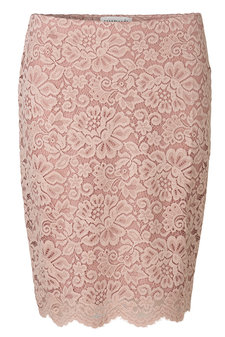 Rosemunde - Skirt Lace Misty Rose