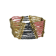 Pipol´s Bazaar - Bella Vista Bracelet Pink