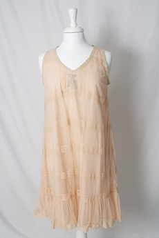 Andersen & Lauth - Luka Dress Champagne