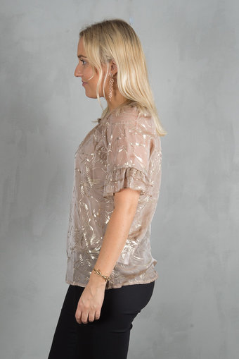 Culture - Jacka Blouse Rose Dust