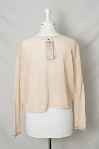 Culture - Ramoline Knit Blouse Shell