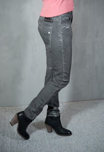 Pieszak - Georgia Oil Jeans Grey