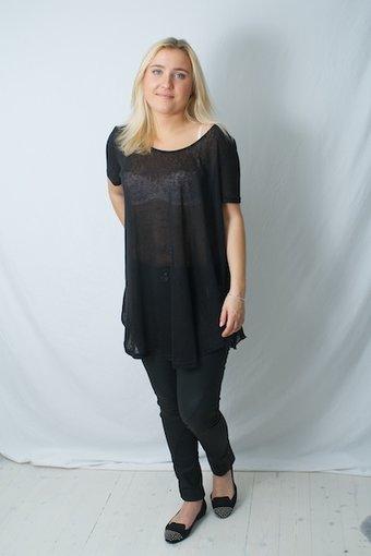 Pulz Jeans - Candi Blouse Black