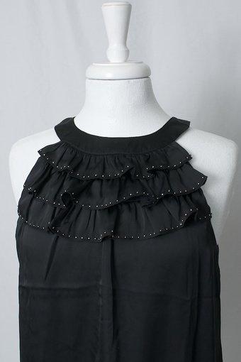 Culture  - Channa Top Dark Black