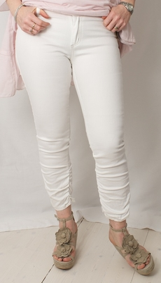 Cream - Rosie jegging Chalk 50% REA