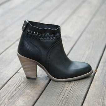 Yellowknife - Gwen Shoes Black