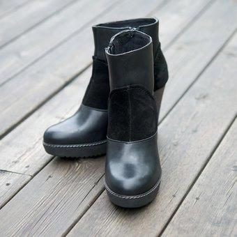 Yellowknife - Jennifer Shoes Black