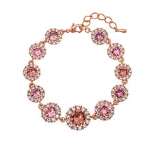 Lily and Rose - Sienna Bracelet Blush Rose